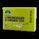 Nature's Nutrition Lemongrass & Ginger Organic Tea