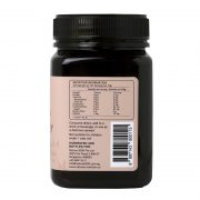 Nature's Nutrition Raw Honey 500g Right-800x800