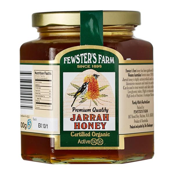 Fewster's Farm Jarrah TA 30+ 500g