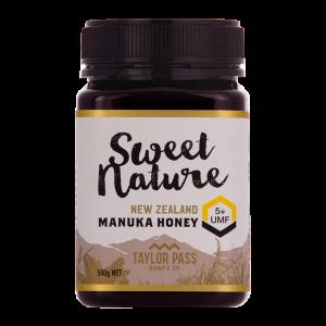Sweet Nature Manuka UMF 5+ 500g