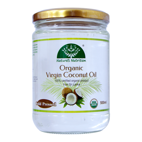 Whole Foods  Organic Virgin Cold Pressed Coconut Oil