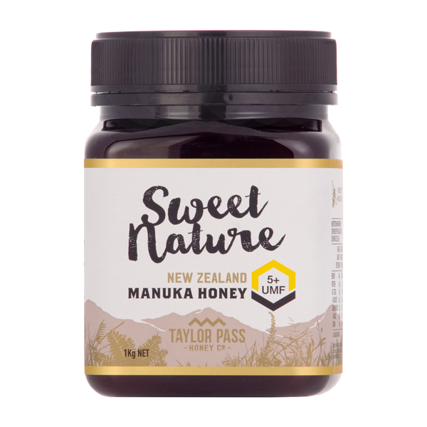 Sweet Nature Manuka Honey UMF 5+ 1kg