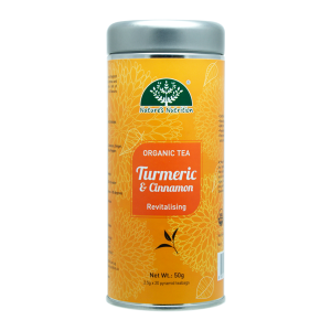 Nature's Nutrition Turmeric Tea