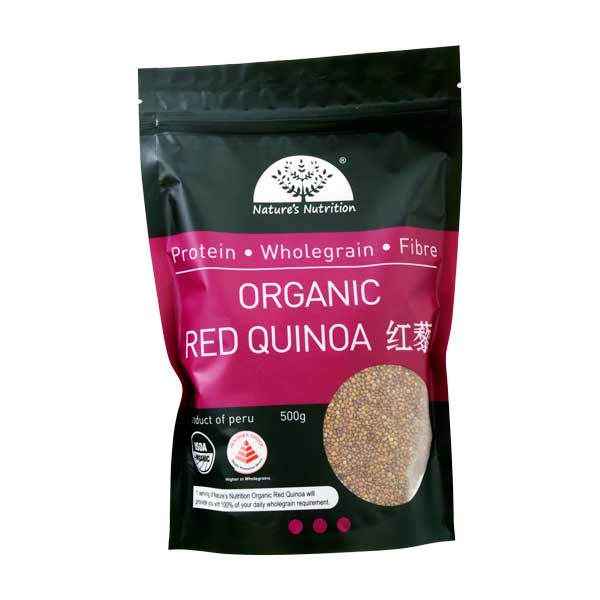 Nature's-Nutrition-Organic-Red-Quinoa-500g
