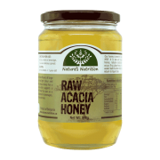 Nature's Nutrition Raw Acacia Honey 900g