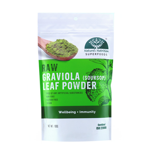 Nature's Nutrition Graviola Powder 100g