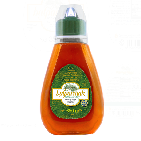 Balparmak Pine Honey Squeeze 350g