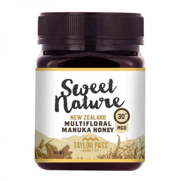Sweet Nature Manuka Honey MGO 30+ 1kg