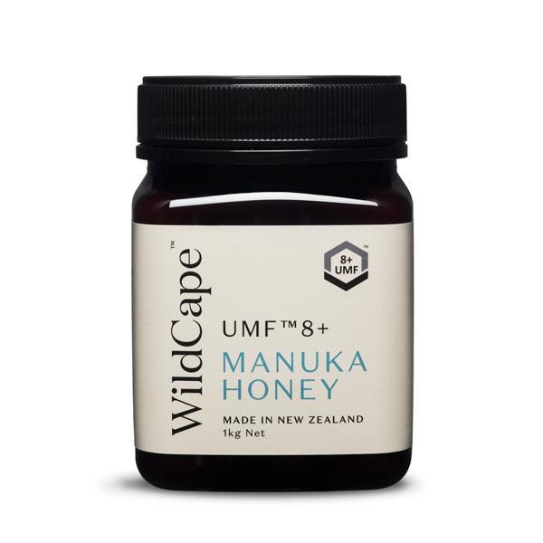 WildCape Manuka Honey UMF 8+ 1kg
