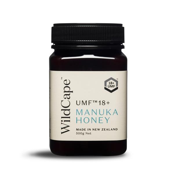 WildCape Manuka Honey UMF 18+ 500g