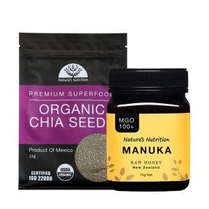 NN-Manuka-MGO-100+-1kg-&-Chia-1kg