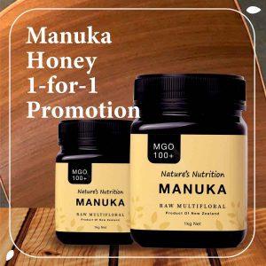 NN Manuka Twin Pack Promotion Thumbnail