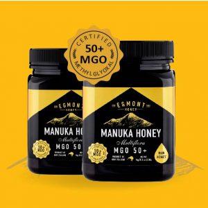 Egmont Manuka Honey MGO 50+ 1kg-50
