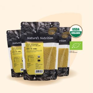 NN Non Sticky Millet 500g 3For